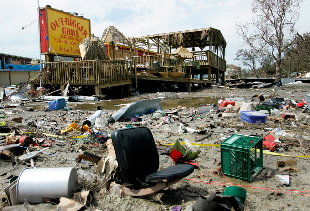 One Year After Hurricane Ike Photos The Big Picture