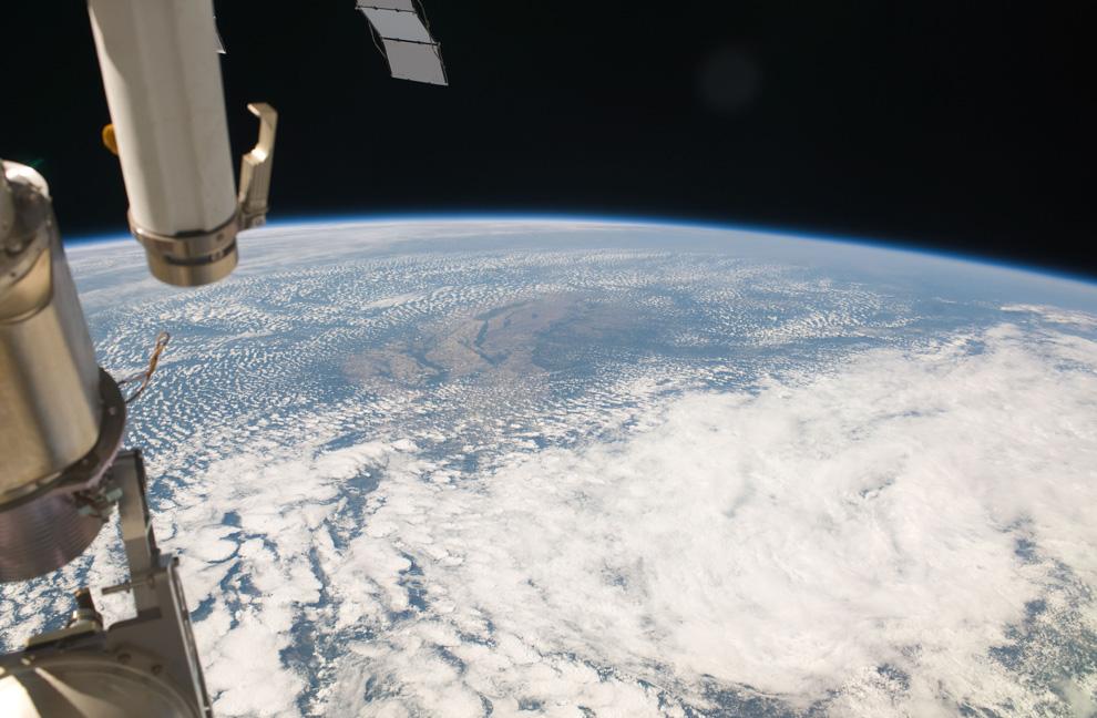 Земля. Вид сверху. Часть 3