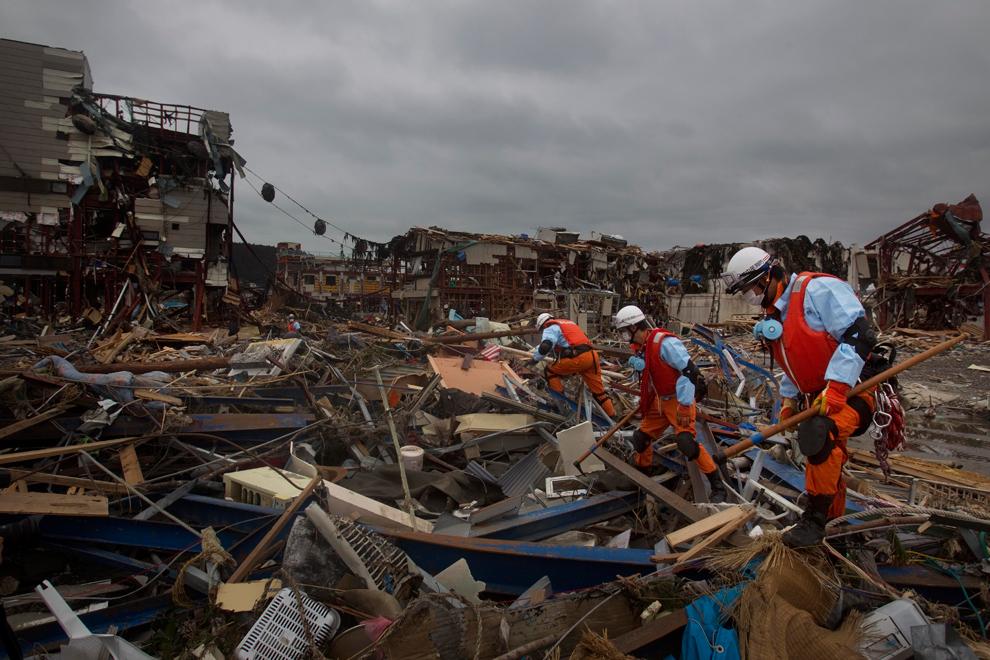 Selepas tsunami
