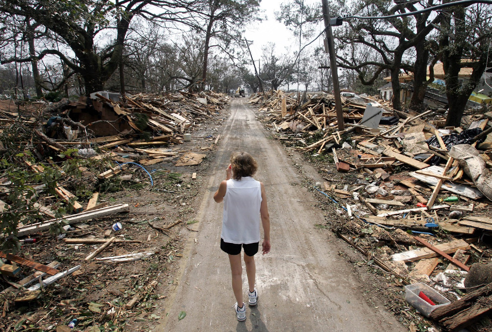 Remembering Katrina, five years ago | Photos | The Big ...