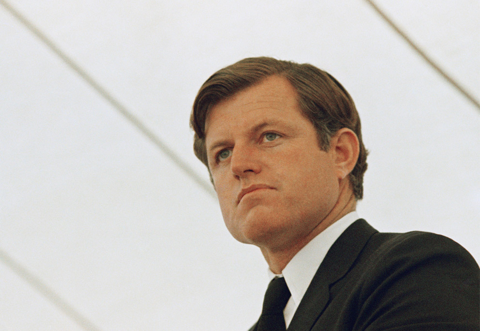 Senator Ted Kennedy, 1932-2009 - The Big Picture - Boston.com