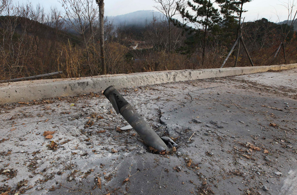 PICTURES OF NORTH KOREA'S ATTACK ON SOUTH KOREA K12_26074203
