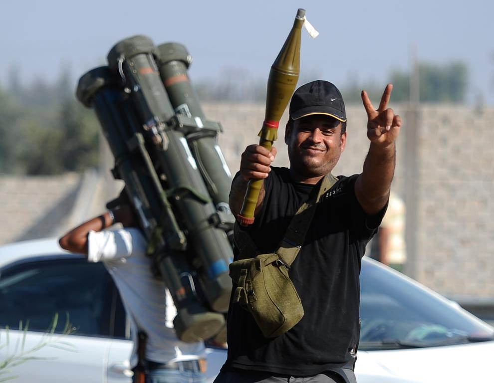 Libya 2011 #Obrázek