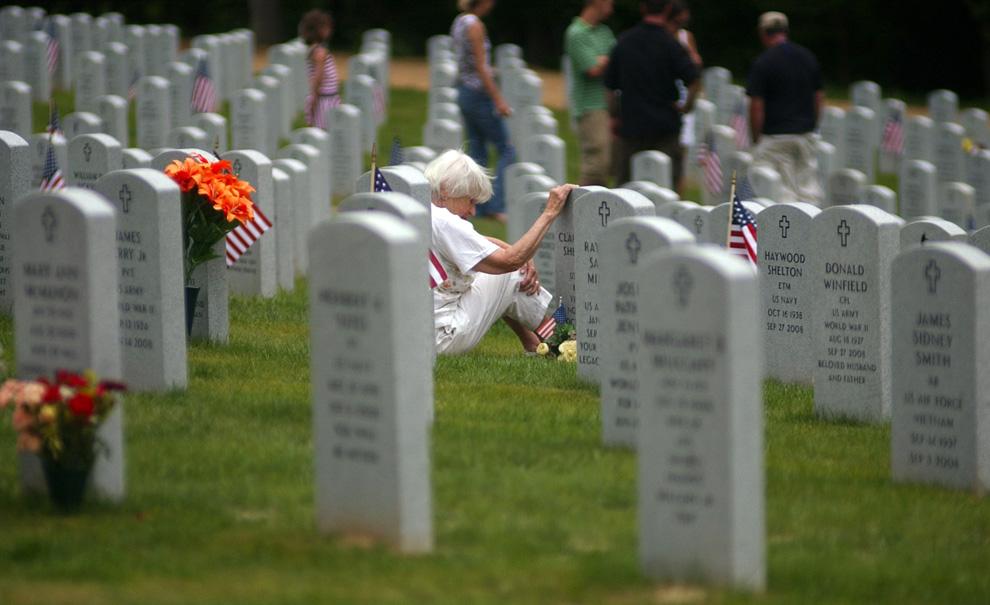 Dia memoria militares EEUU