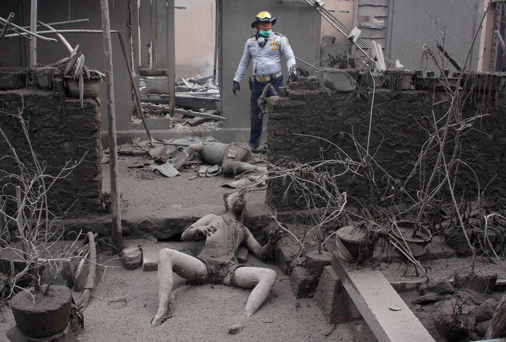 Korban tewas dari Desa Argomulyo
