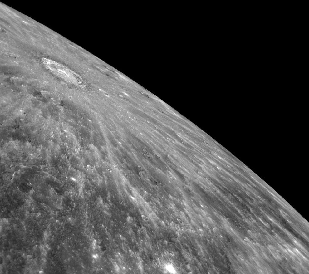 Меркурий и Мессенджер