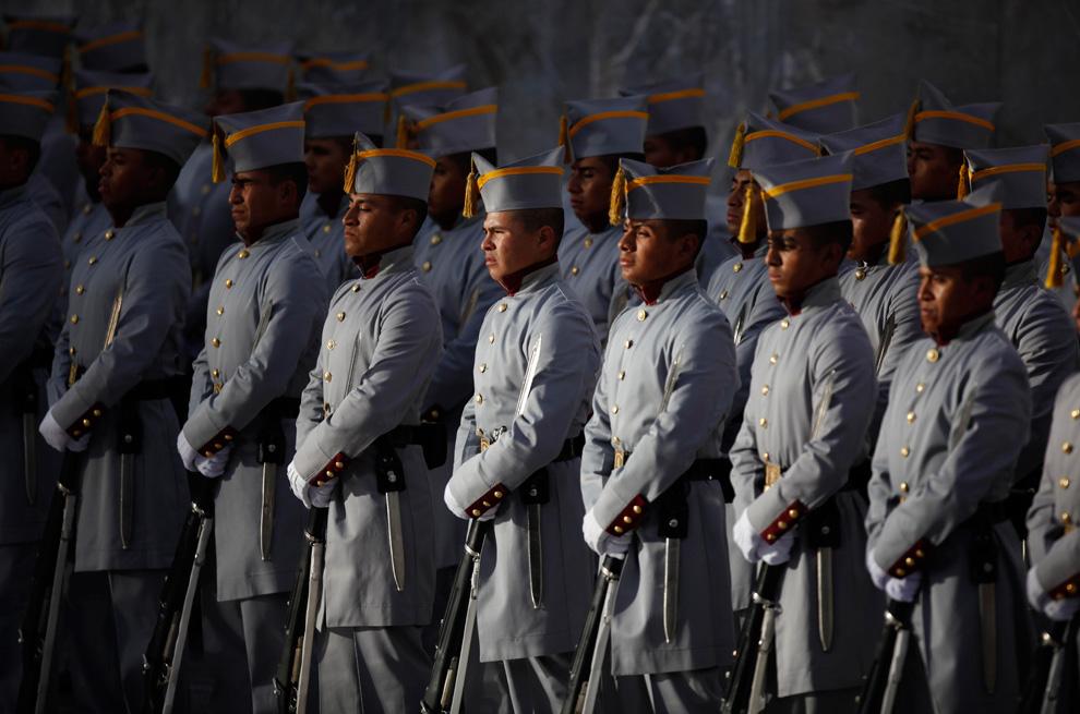 纪念在1847年墨西哥对美国的战争中牺牲的墨西哥军校学员。