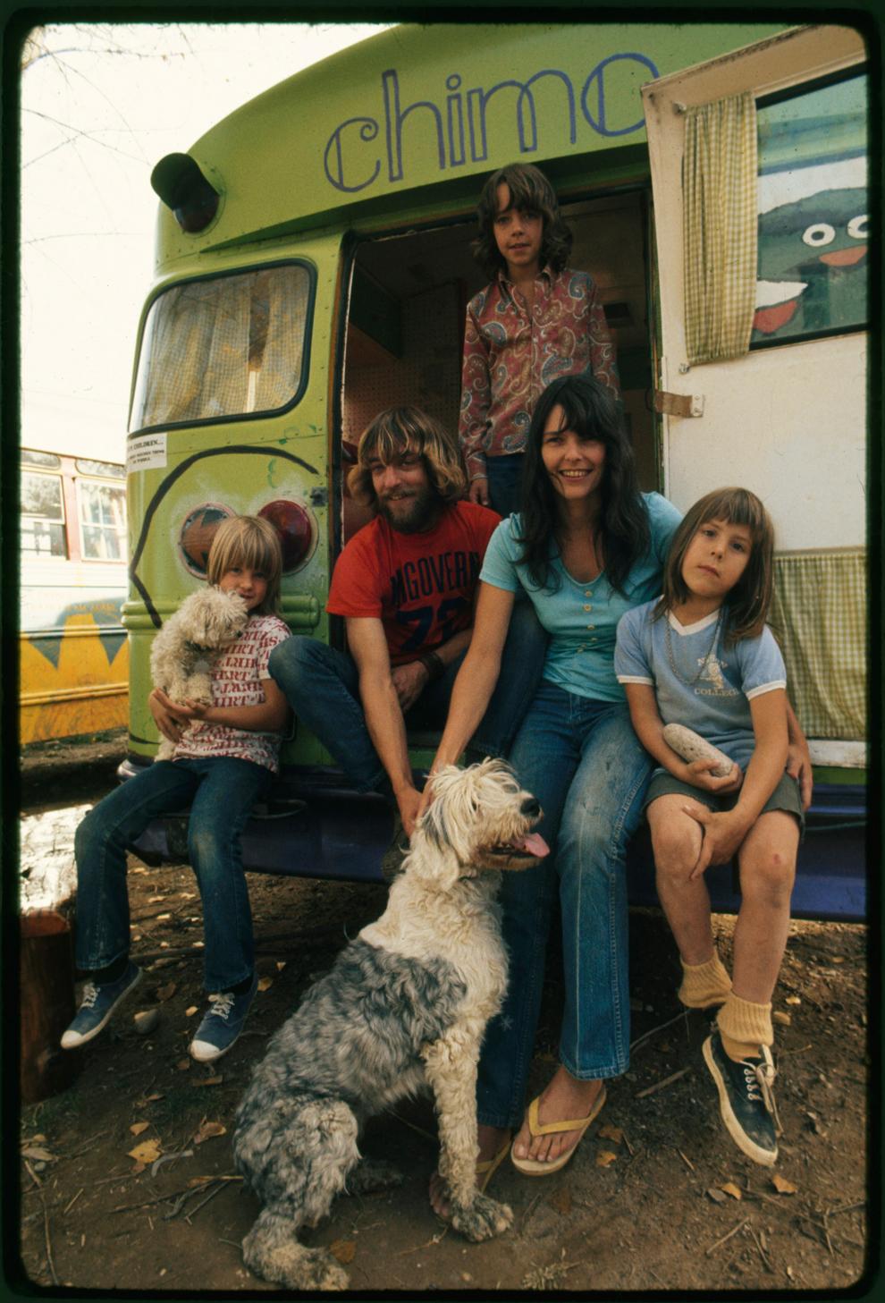 回到七十年代(1971-1977年的美国) - wuwei1101 - 西花社