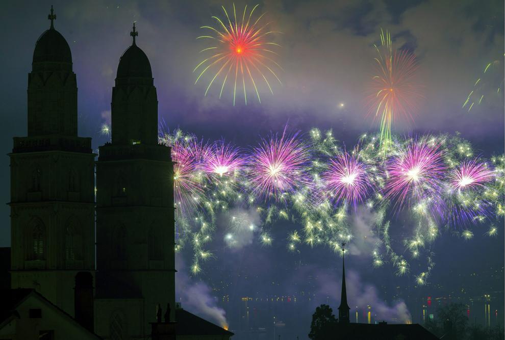 Los Fuegos Artificiales Del 2013 ¿Que País Gana El Premio?
