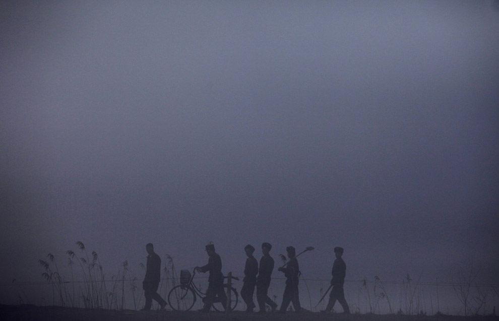 n01 18551335 Подглядывая за Северной Кореей