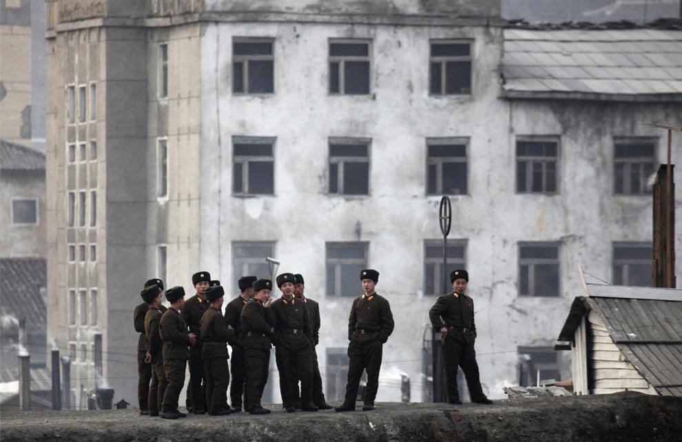 n03 18538419 Подглядывая за Северной Кореей