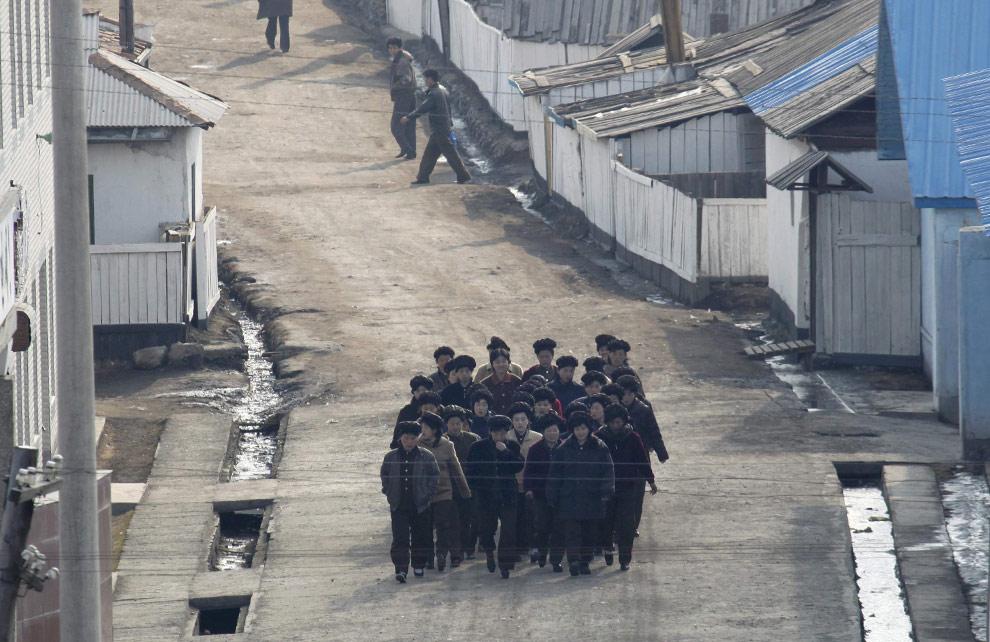 n07 18538447 Подглядывая за Северной Кореей