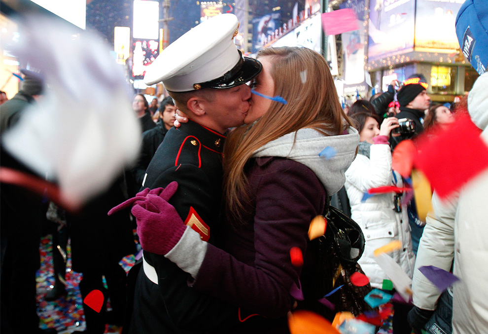 a new year rolls in photos the big picture bostoncom
