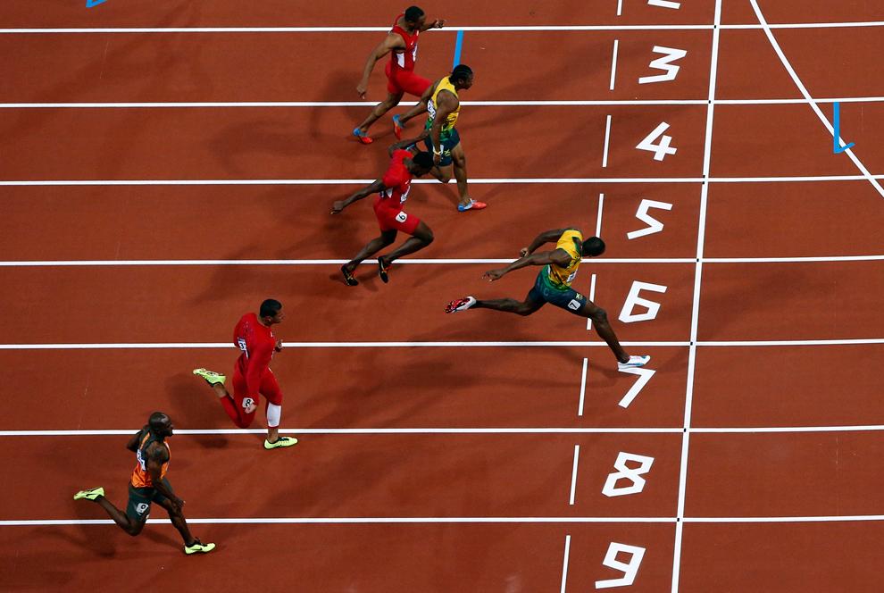 In Line Finishing : London olympics winning moments photos the big
