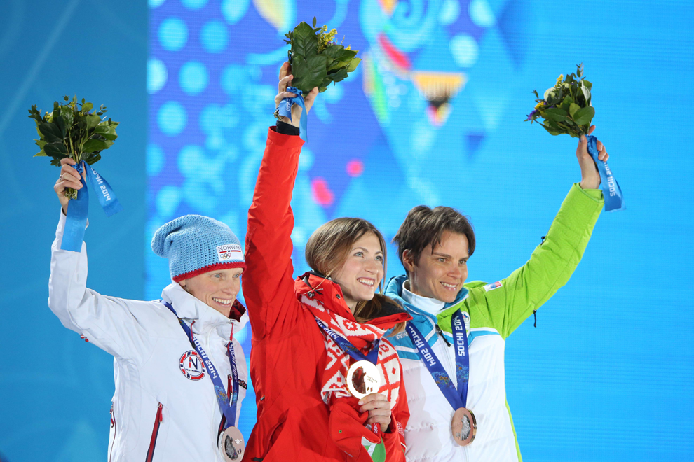 bp16 - ~ Sochi 2014 Olympics: Reaching the podium ~
