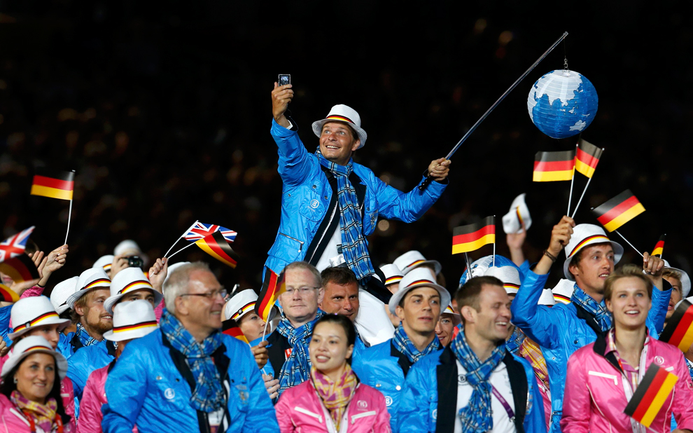 олимпийские игры летние