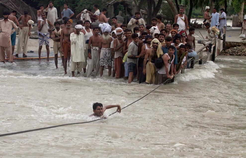 Recent Floods in Pakistan