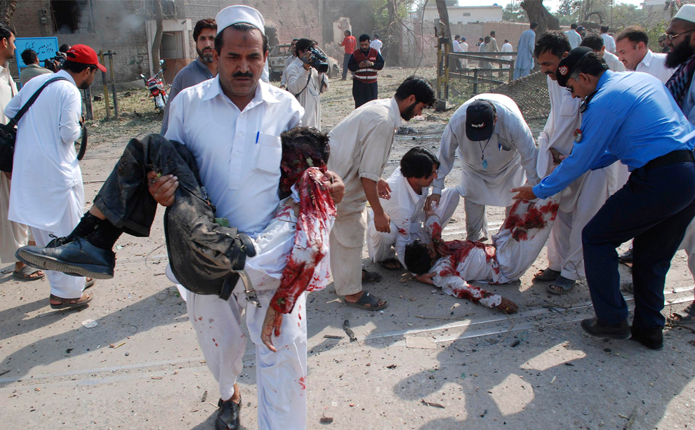 At least 80 killed, more than 70 wounded in joint Mosque Attacks