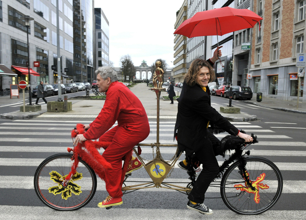 9 million bicycles in beijing