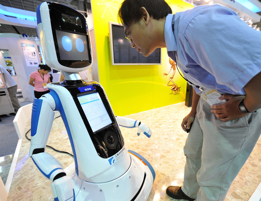 positive impacts of robots A study hosted by stanford university will examine impacts on  long study of the effects of artificial intelligence on  will have positive and.