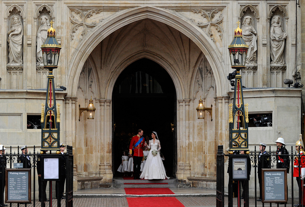 The Royal Wedding - Photos - The Big Picture - Boston.com