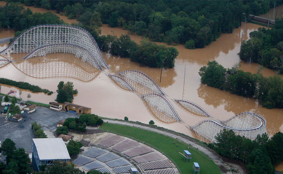 Flooding In The Southeast Photos The Big Picture