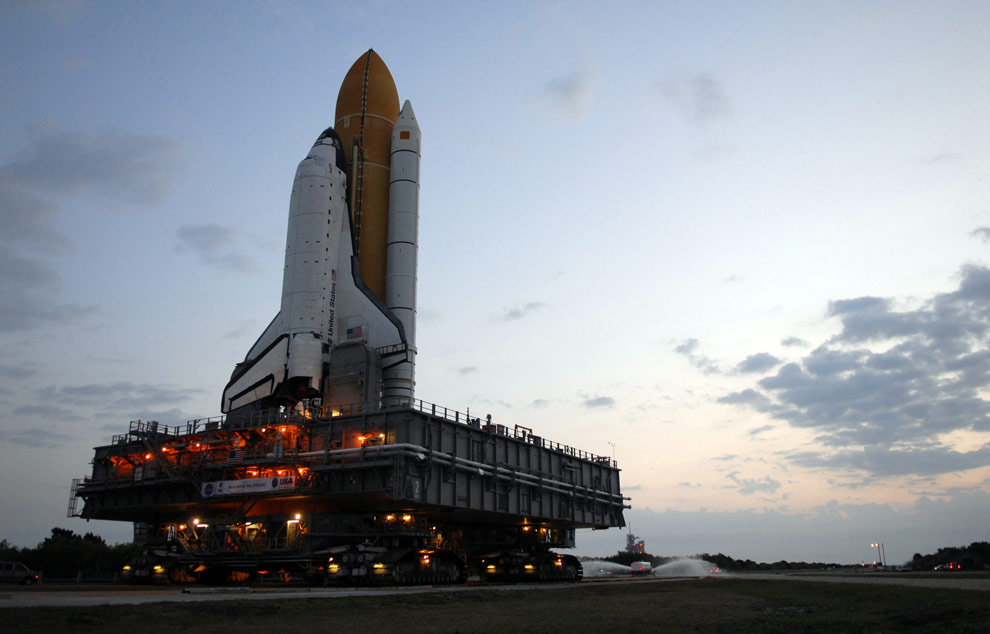 where are space shuttles built - photo #32