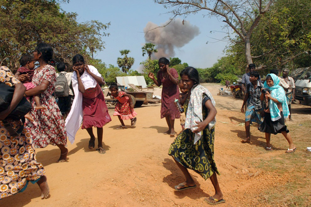 Refugees In Sri Lanka Photos The Big Picture Boston Com