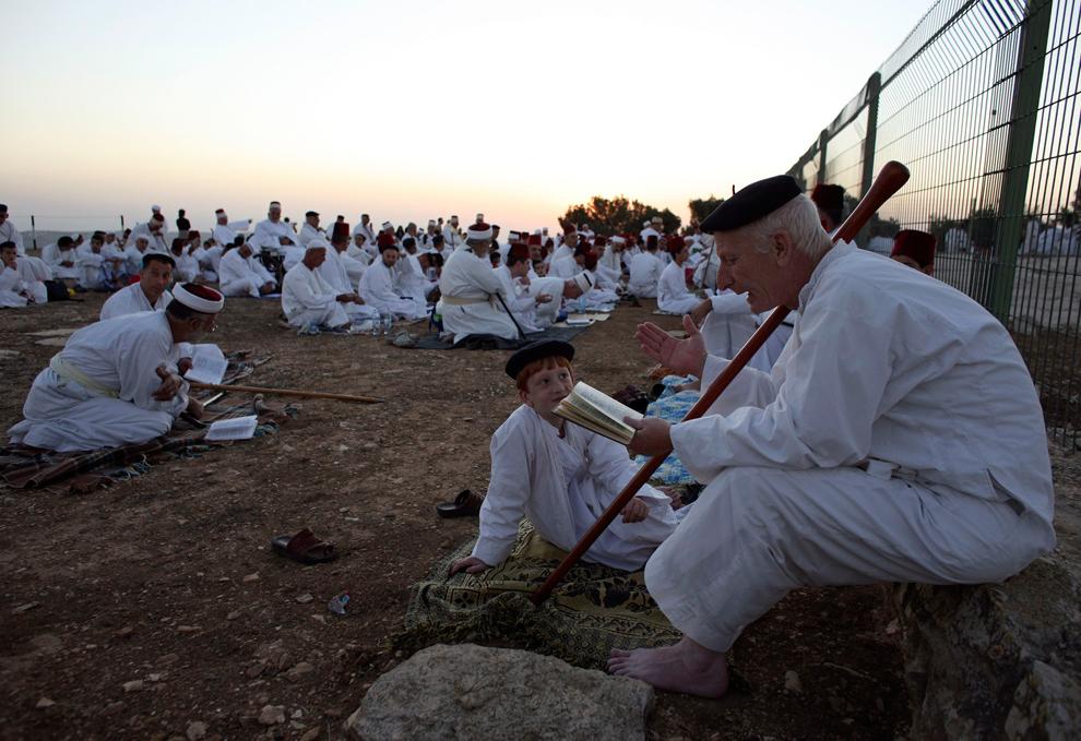 [The Big Picture] Lễ Sukkot của người Do Thái