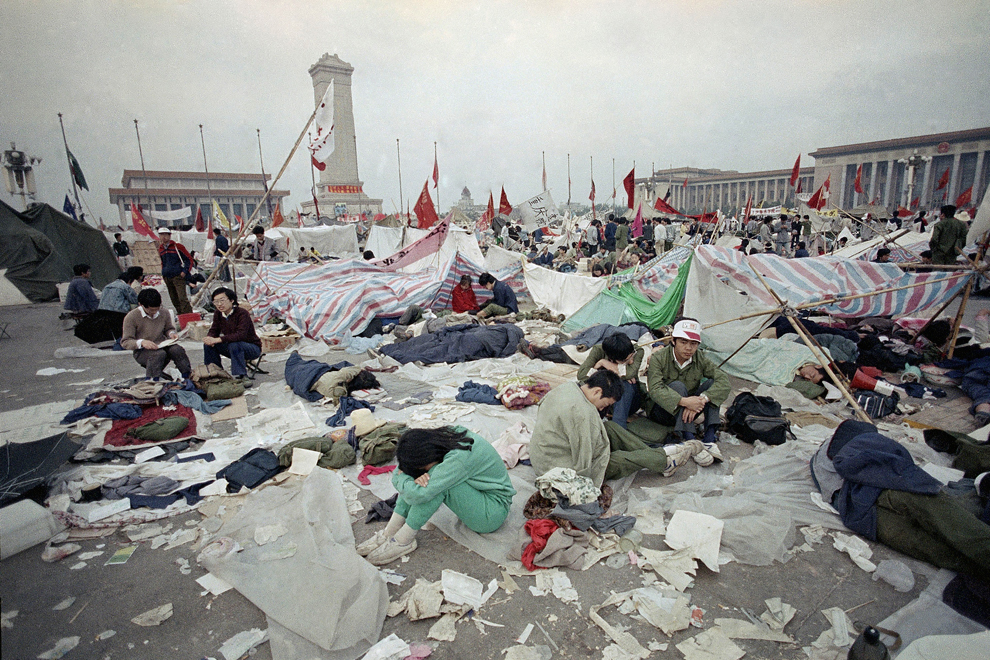 tianamen square crackdown essay Remembering tiananmen square on the morning of june 4, 1989, months of student protests were violently quashed by china's soldiers in the heart of beijing, leaving a.