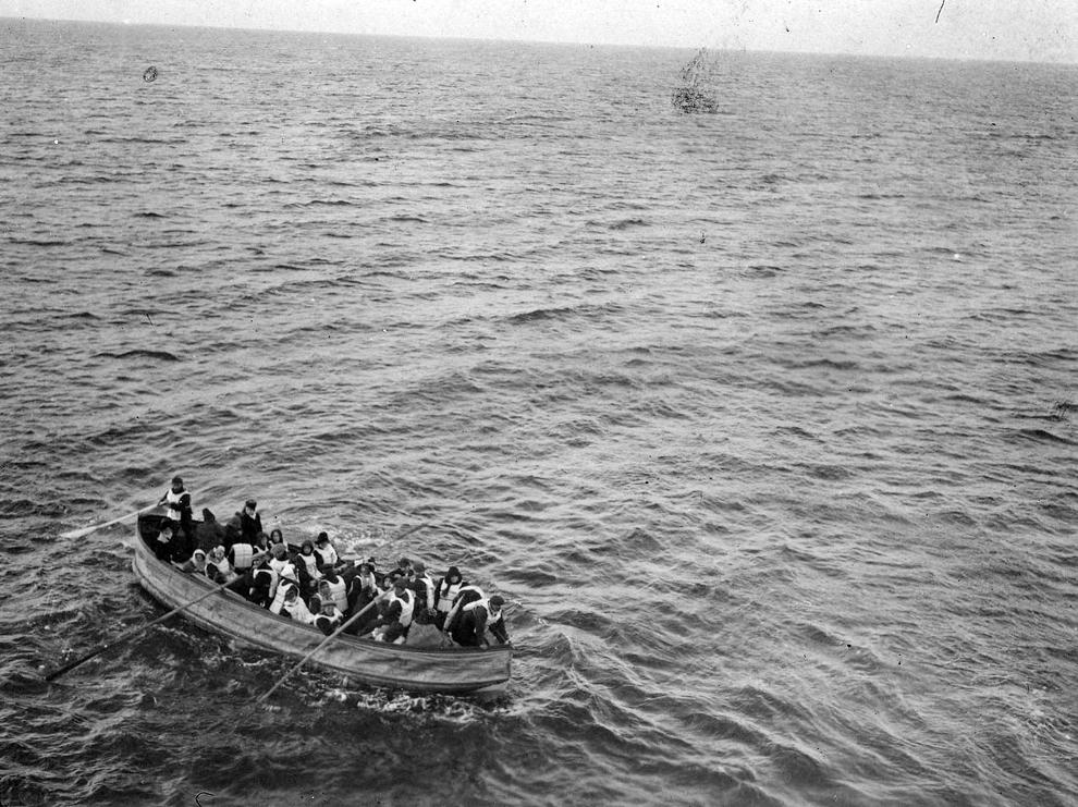 El Titanic en 100 años (51 imágenes en total )