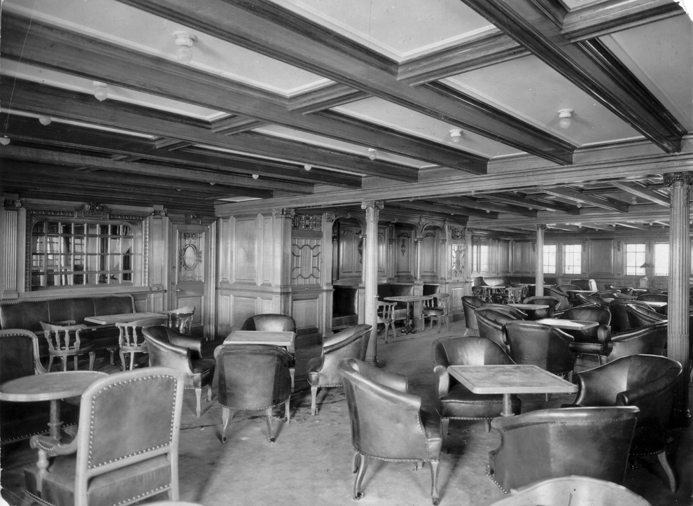 Wreck Of The Titanic Dining Room