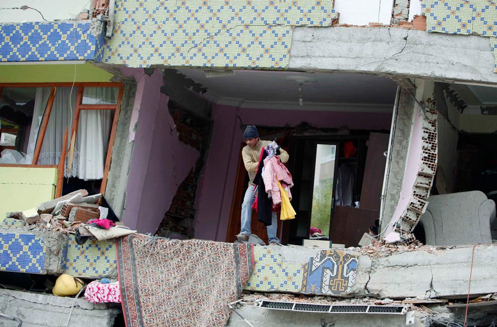 土耳其地震最新图集(一) - die rose - die rose的博客
