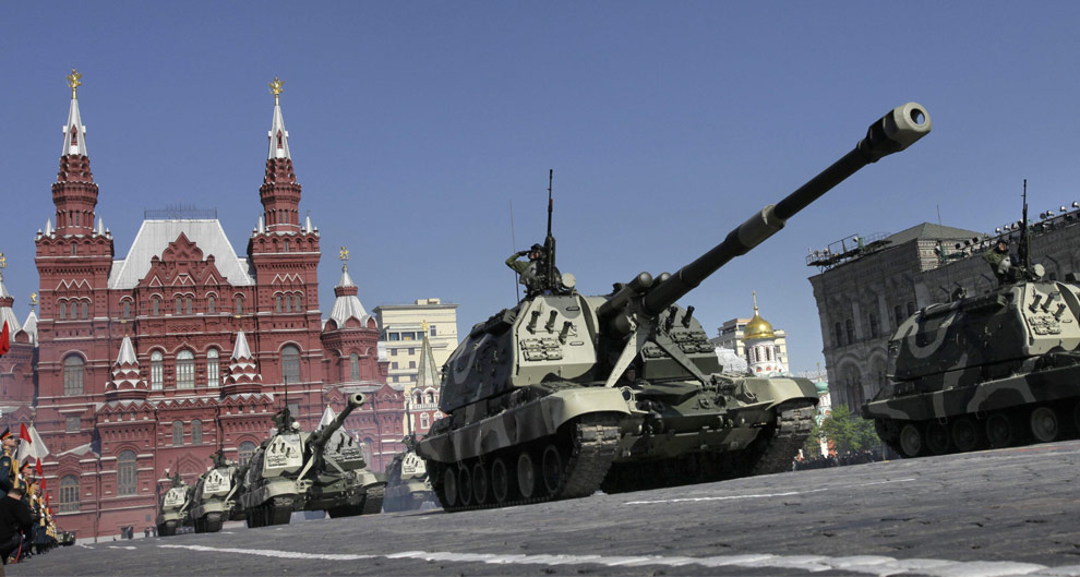 9 mayo Dia Victoria Moscu rusia