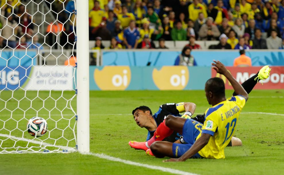 激战中的巴西世界杯(十三) - wuwei1101 - 西花社