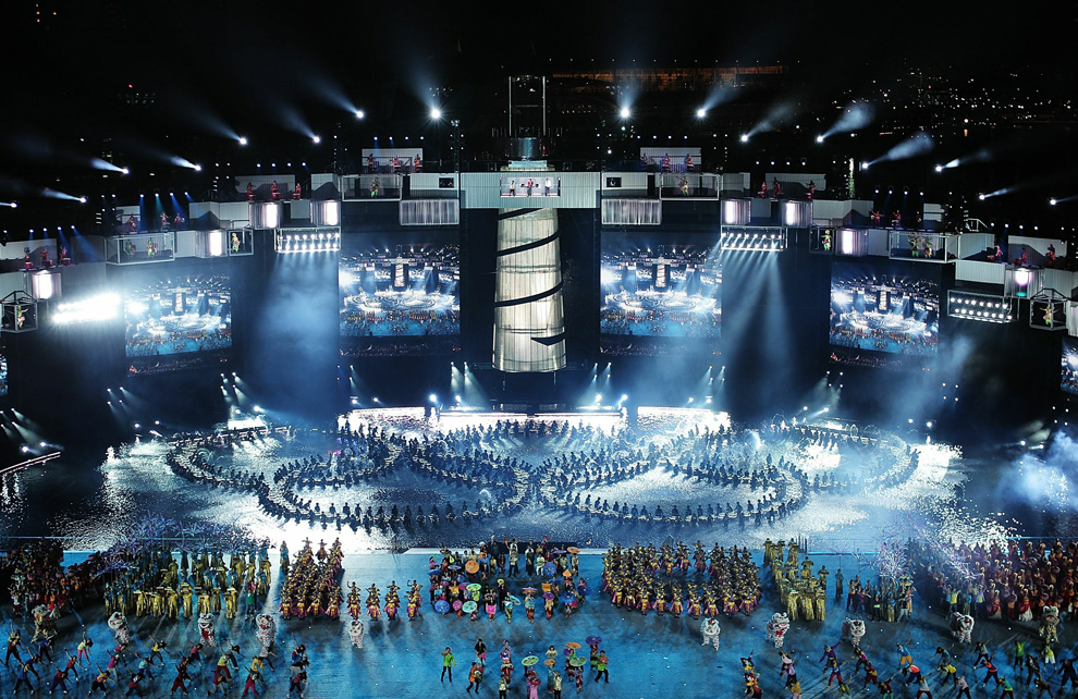 how to make an olympic platform