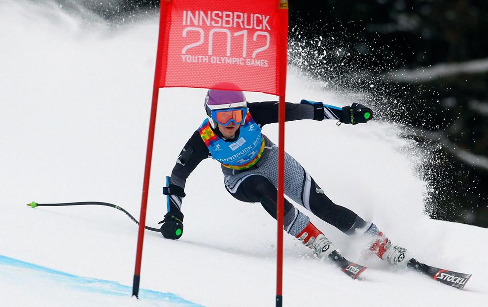 Slovakia at the 2012 Winter Youth Olympics