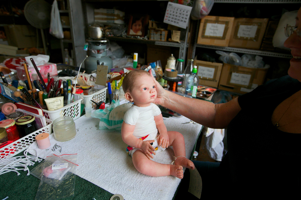 Sydney S Doll Hospital 3 Generations Of Doll Repair Photos The
