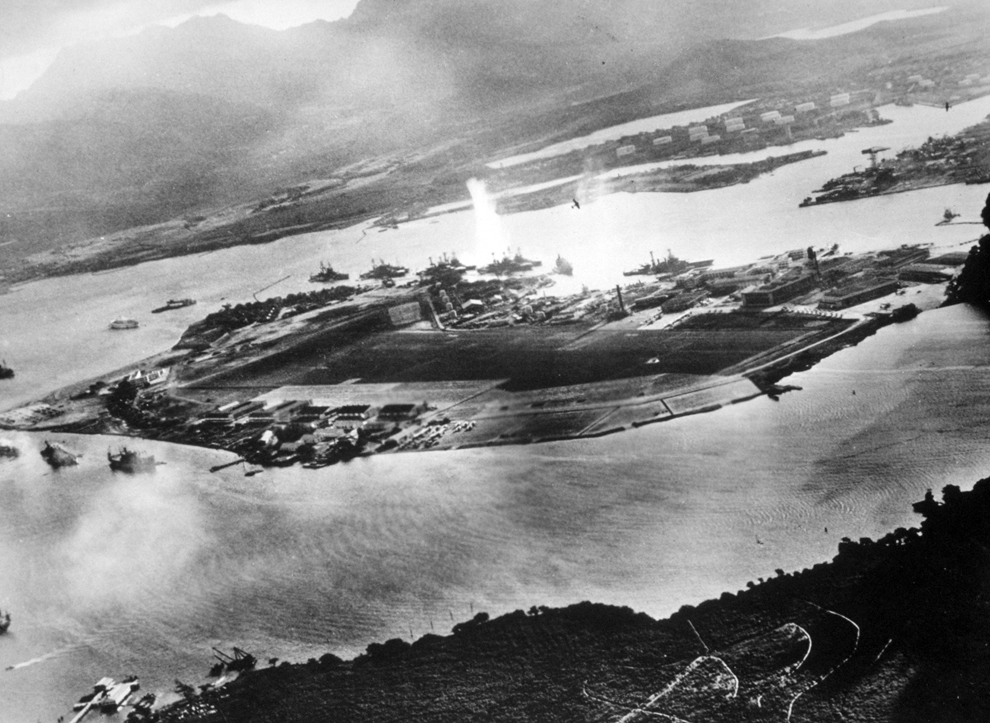 Pearl Harbor 70th anniversary - Photos - The Big Picture ...