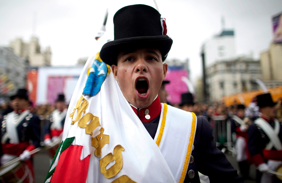 Argentina s Bicentennial - Photos - The Big Picture - Boston.com 65714757a9c
