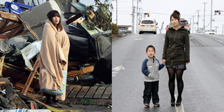 Japan Tsunami Pictures: Before and after