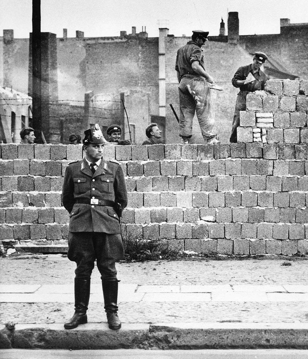 Remembering The Berlin Wall