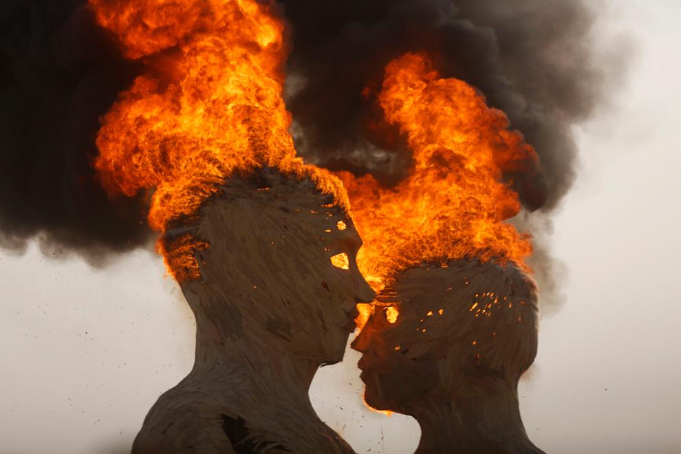 Burn Art