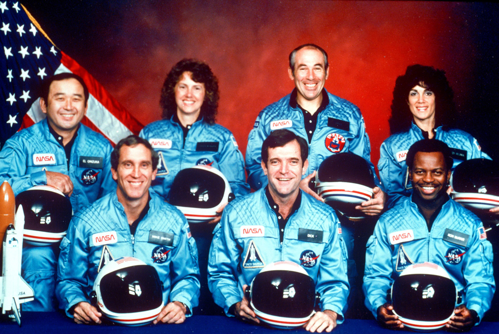 space shuttle challenger 1986 - photo #5