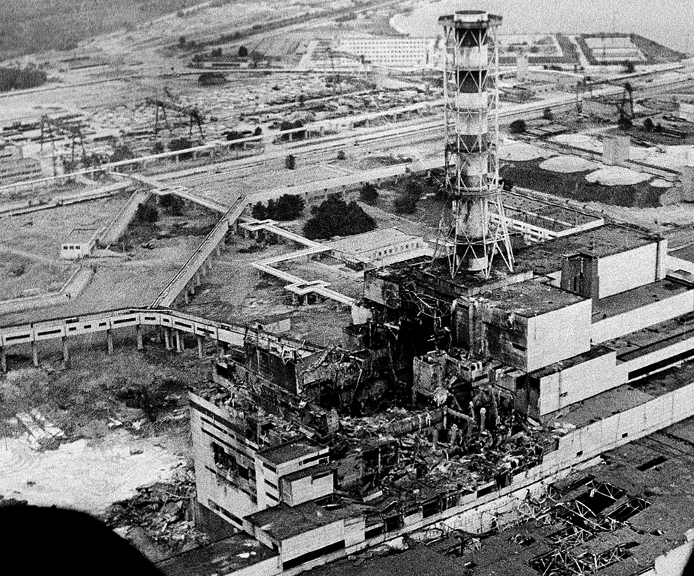 Image result for Chernobyl disaster 1986