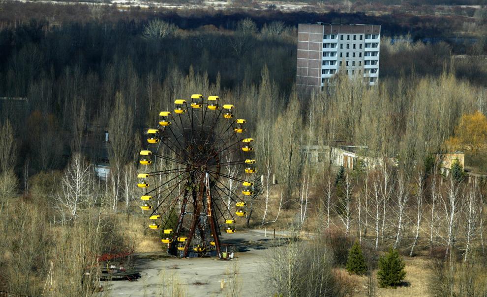 Chernobyl disaster 25th anniversary - Photos - The Big