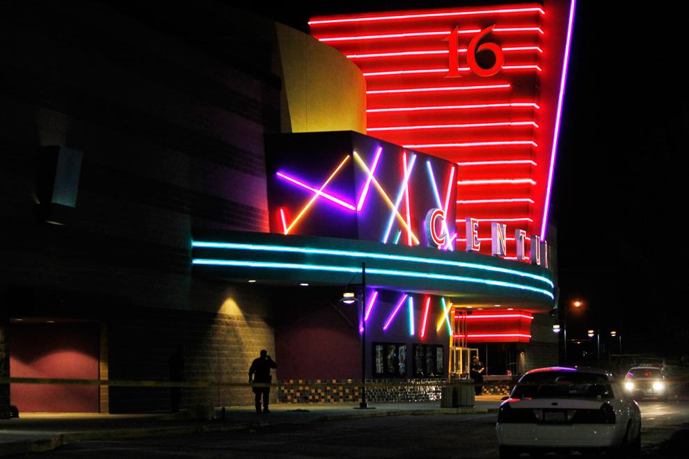 Aurora Colorado Theater Shooting Photos The Big Picture Boston Com