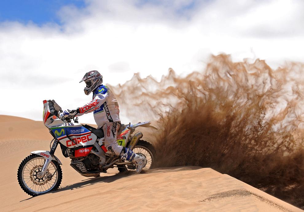 Dakar Rally 2010 Photos The Big Picture Boston Com