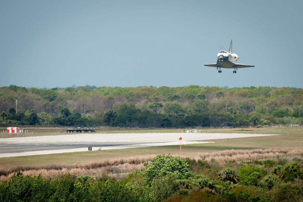 worst space shuttle landing - photo #48