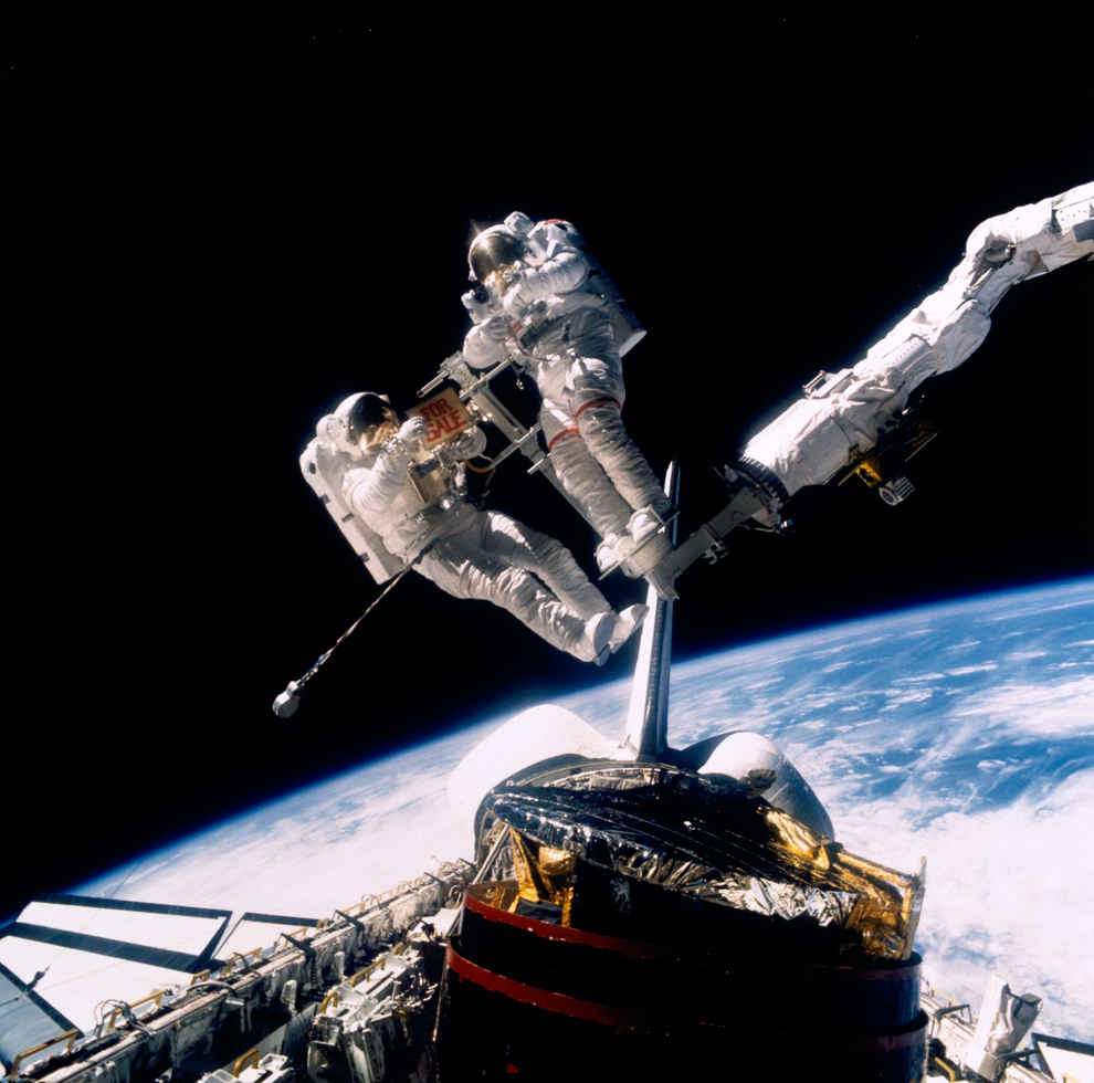 space shuttle discovery 1984 - photo #7